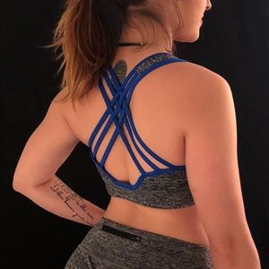 Other - Strapped sports bra